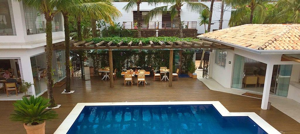 Hotel Maui – a melhor opção na praia de Maresias