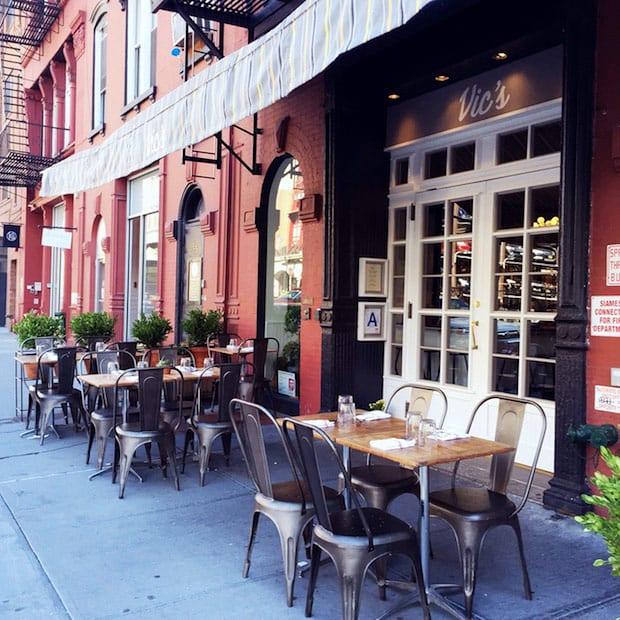 Restaurant On Great Jones Street Nyc