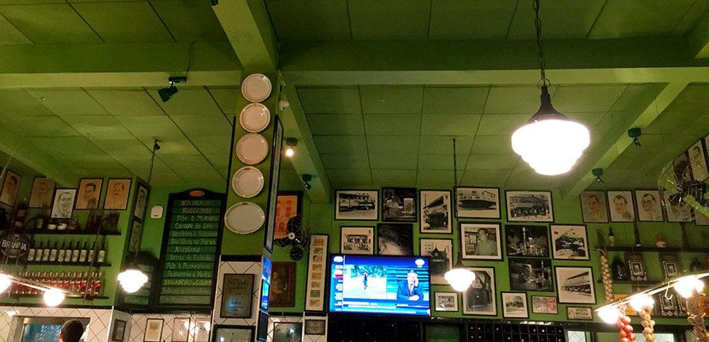 3 bares em São Paulo bar original