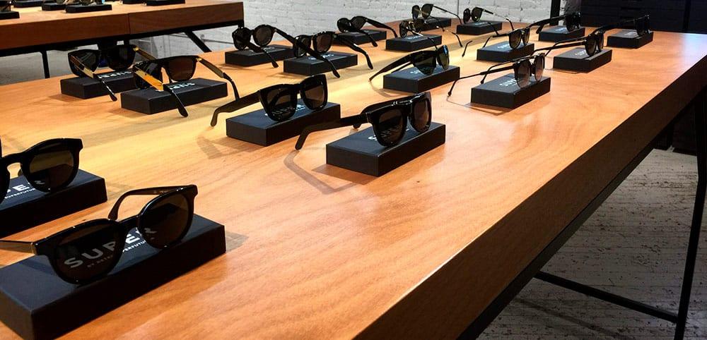 lojas de óculos em NYC super