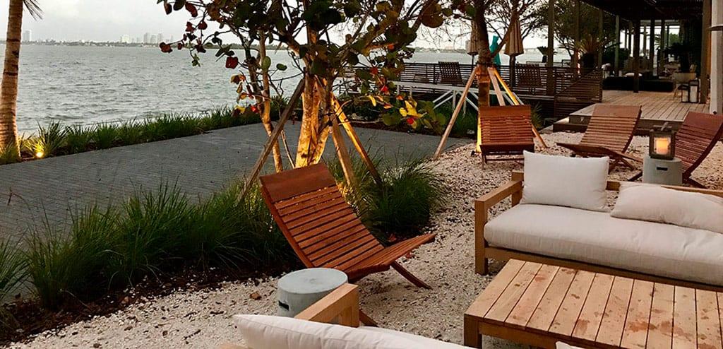 restaurantes em Miami amara at paraiso