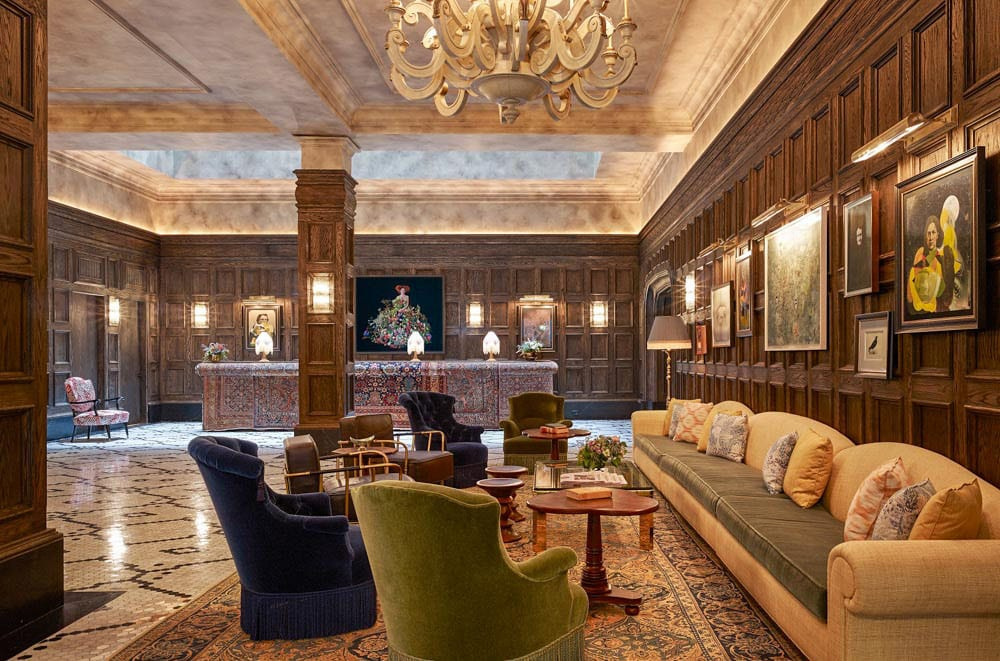 hotéis em Nova York The Beekman