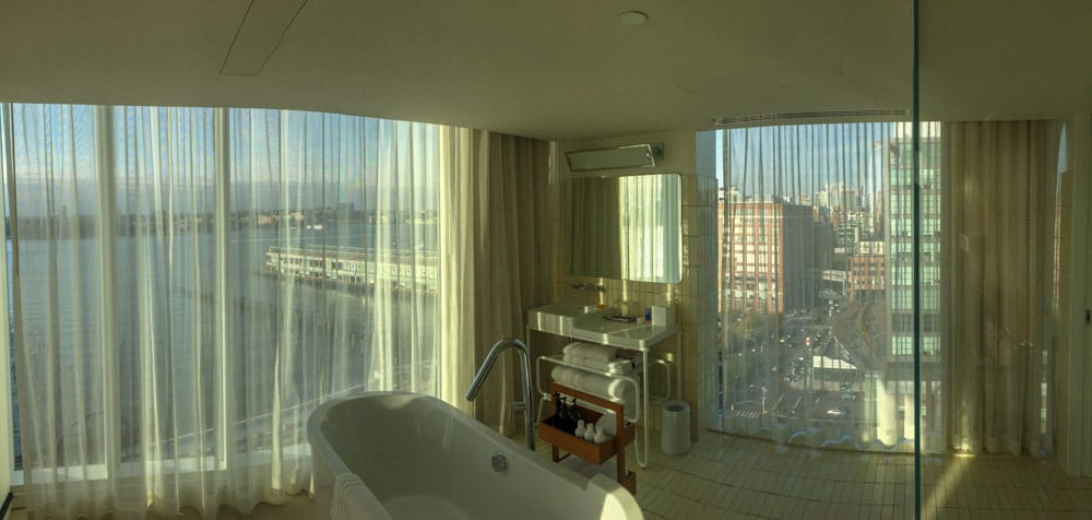hotéis em Nova York The Standard