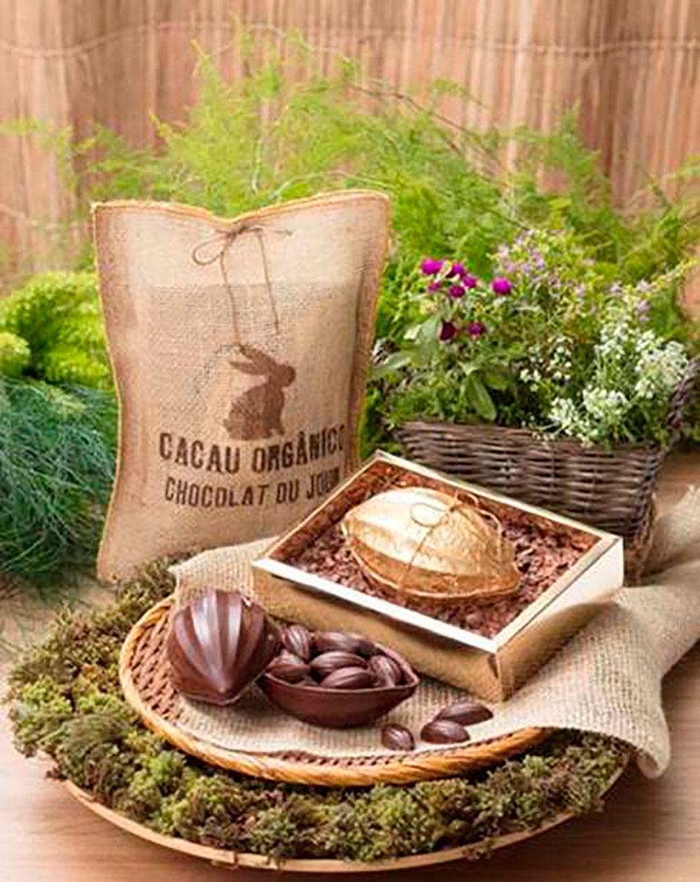 Onde comprar ovos de Páscoa Chocolat du jour