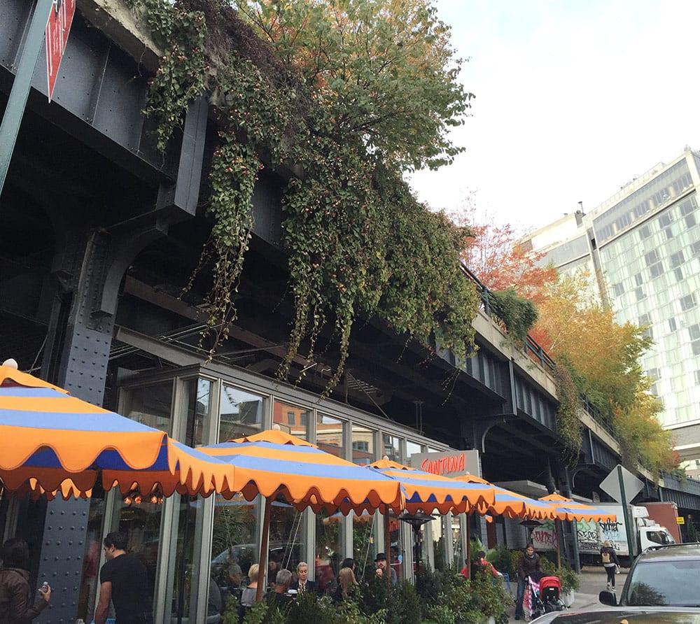 restaurantes para degustar em Nova York santina
