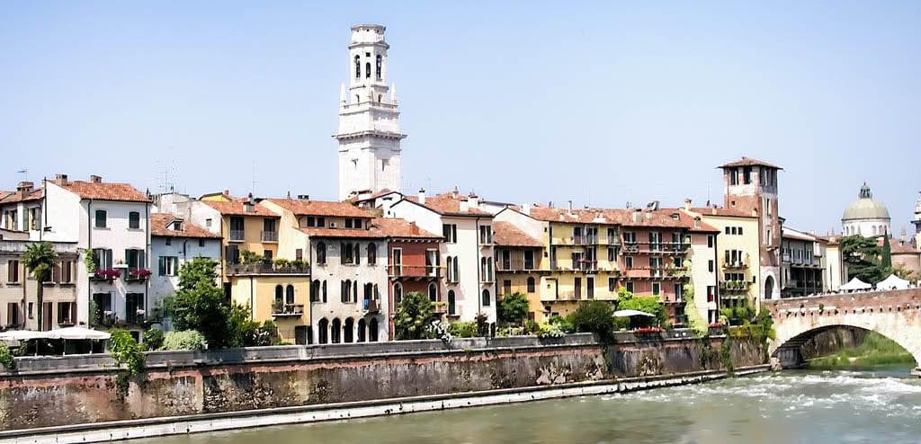 Aperitivos em Verona