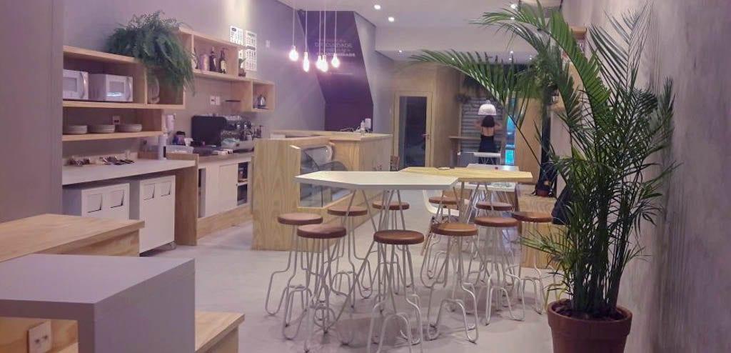 Cafeteria em Botafogo