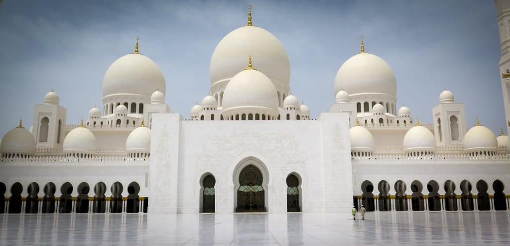 Mesquita de Sheikh Zayed