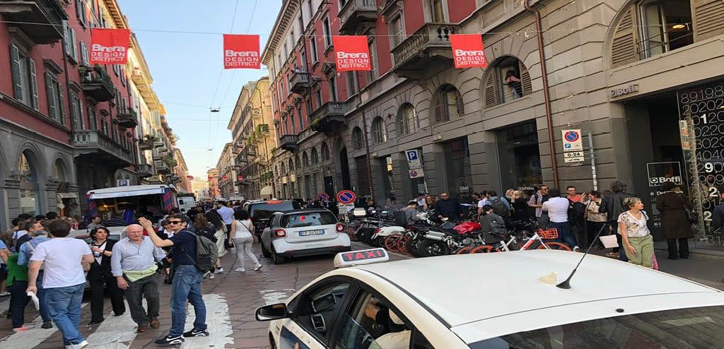 Semana do Design em Milão