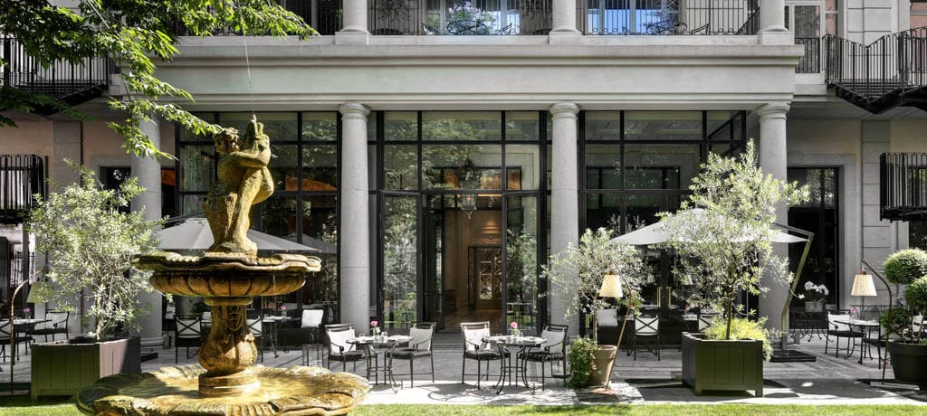 Hotel Palazzo Parigi – Elegância à milanesa