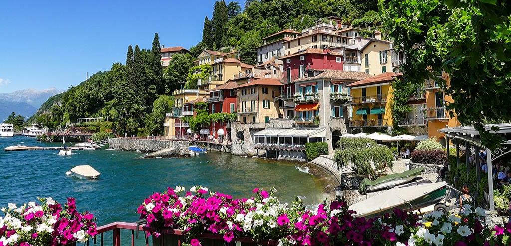 lagos da Itália