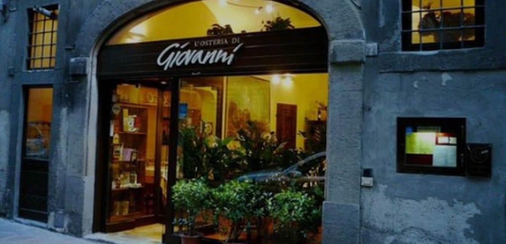 onde comer em Firenze