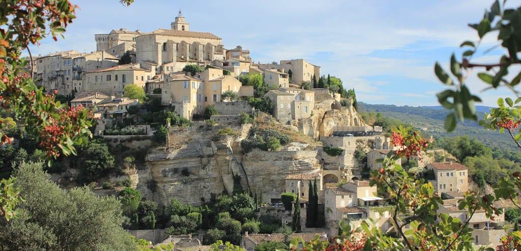 vilarejos na Provence