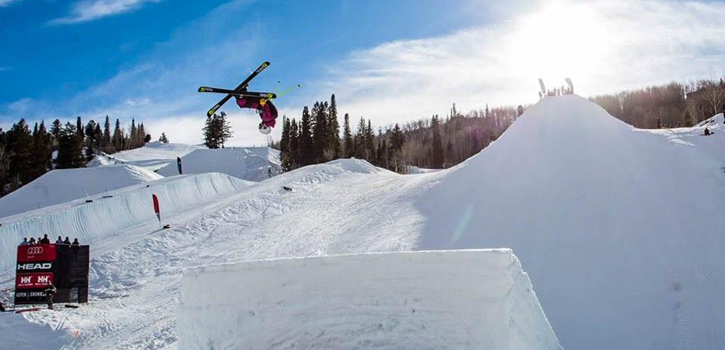 Pistas do complexo Aspen Snowmass
