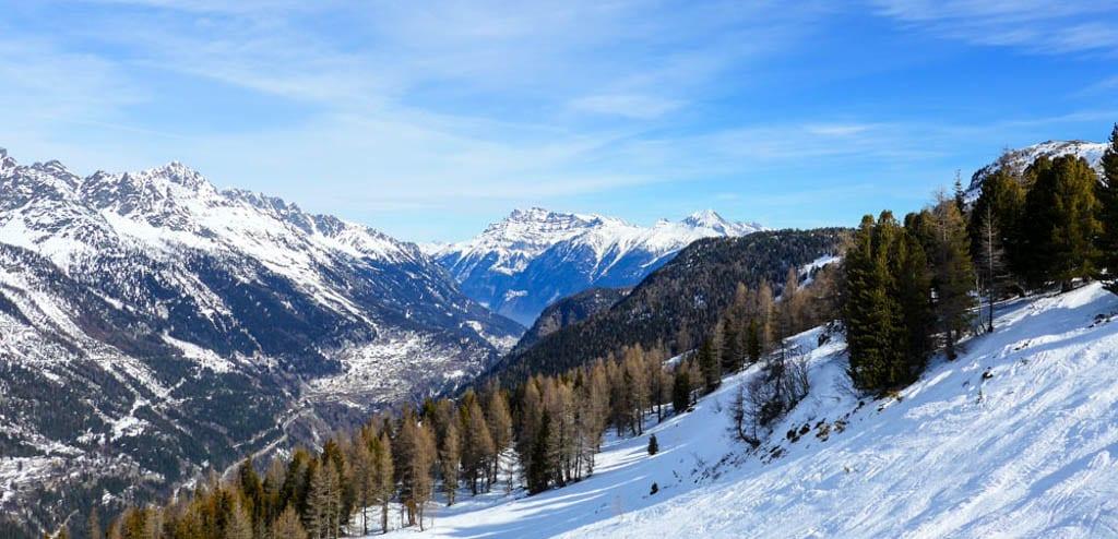 Onde esquiar em Chamonix