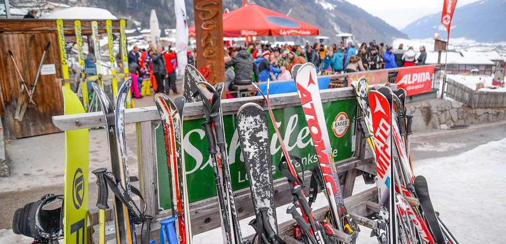 Apres ski em Chamonix