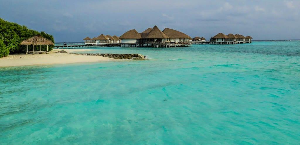 hotéis nas Maldivas