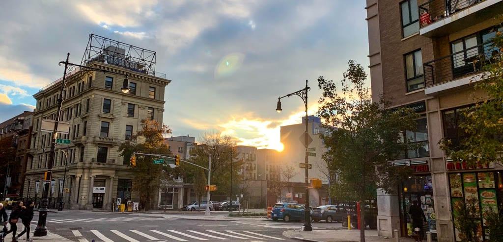 Um dia no Brooklyn