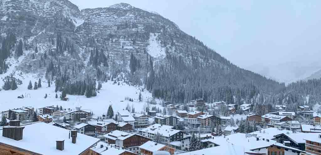 Hotéis 4 estrelas em Lech