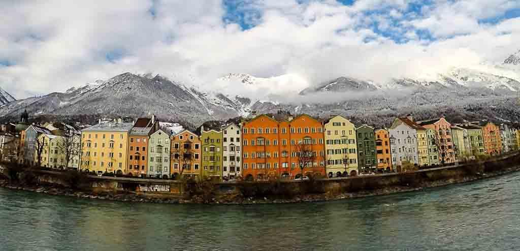 Um dia em Innsbruck