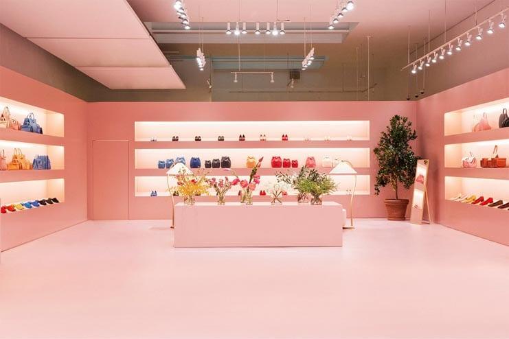 Millenial Pink em Nova York