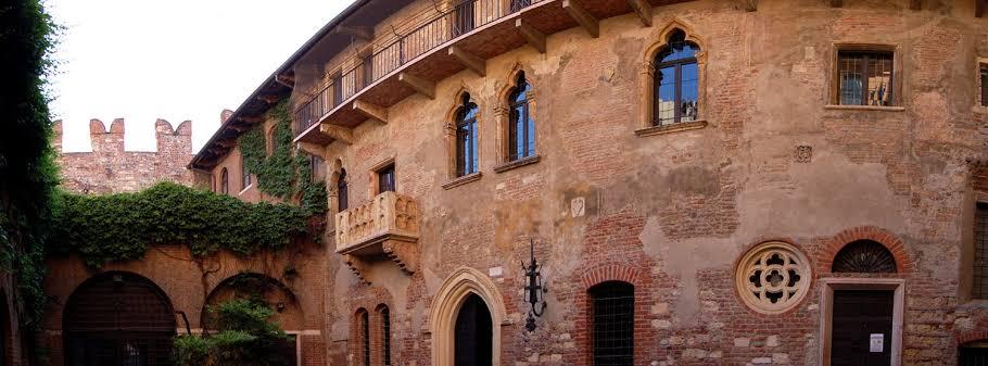 Giulietta's House