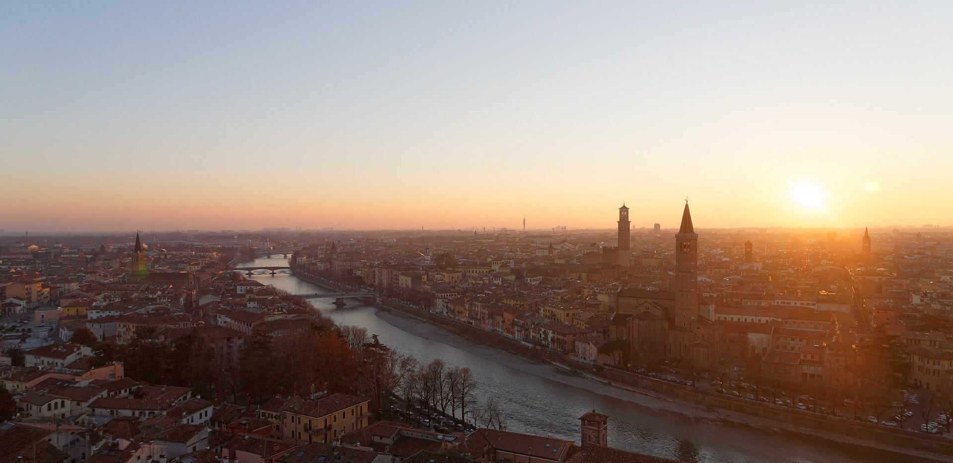 compras em Verona