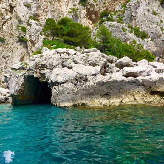 viagem pela Costa Amalfitana