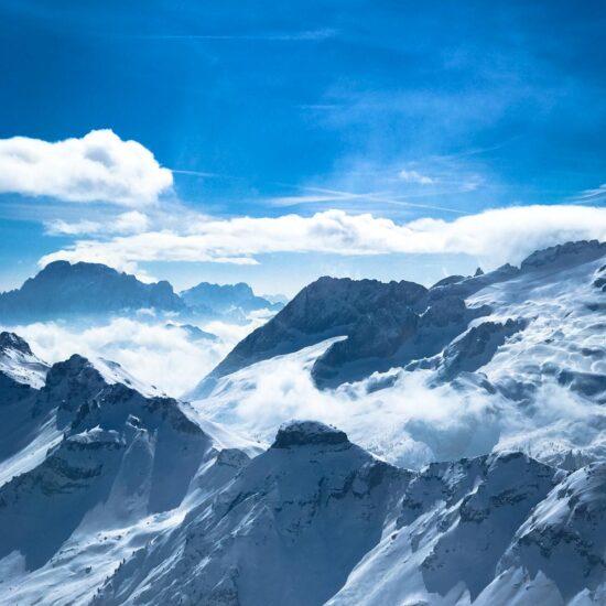 roteiro esqui nas dolomitas