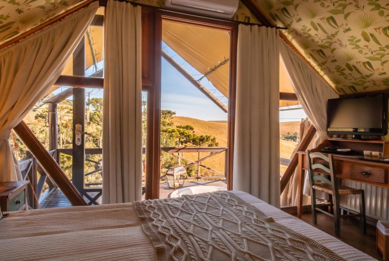 hotel parador casa da montanha