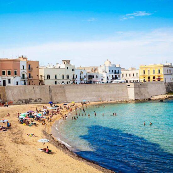 roteiro para a Puglia