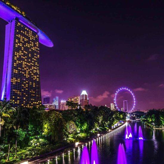 melhores destinos para lua de mel - indonesia e cingapura