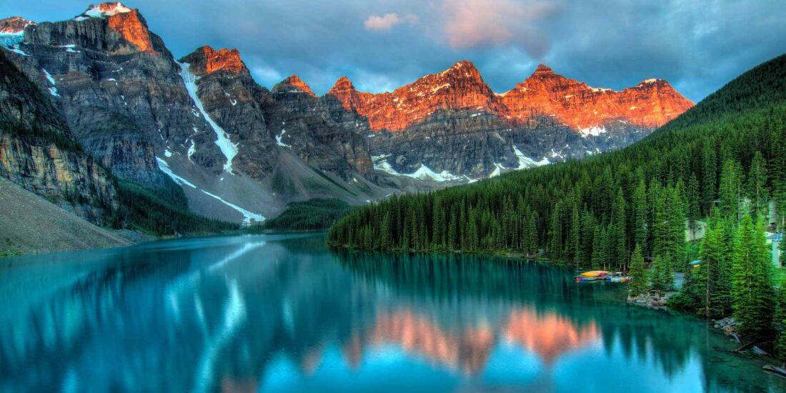 lua de mel no Canada